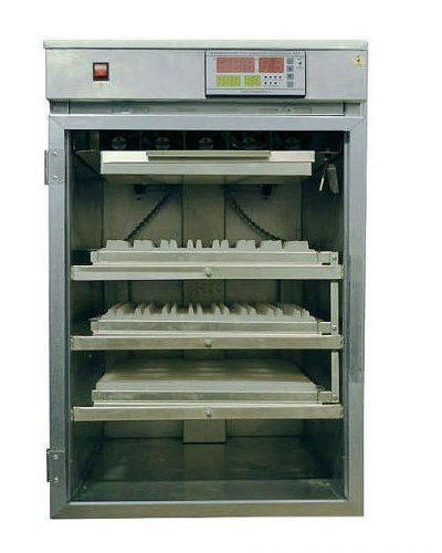 Фото 10 - Инкубатор АИ -264К/96Г/189У/663П с автоматическим переворотом яиц.