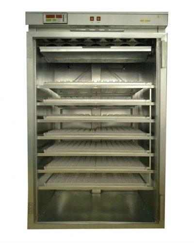 Инкубатор АИ-1400 для гусиных яиц автоматический