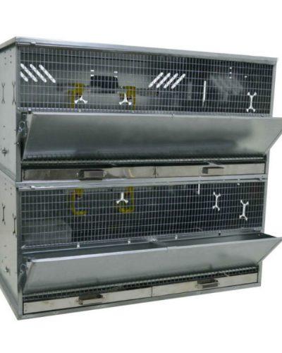 Фото 5 - Клетка для бройлеров Профессионал 2-12 Престиж.