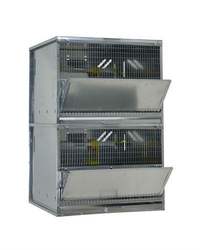 Фото 10 - Клетка для бройлеров Профессионал 2-7 Премиум.