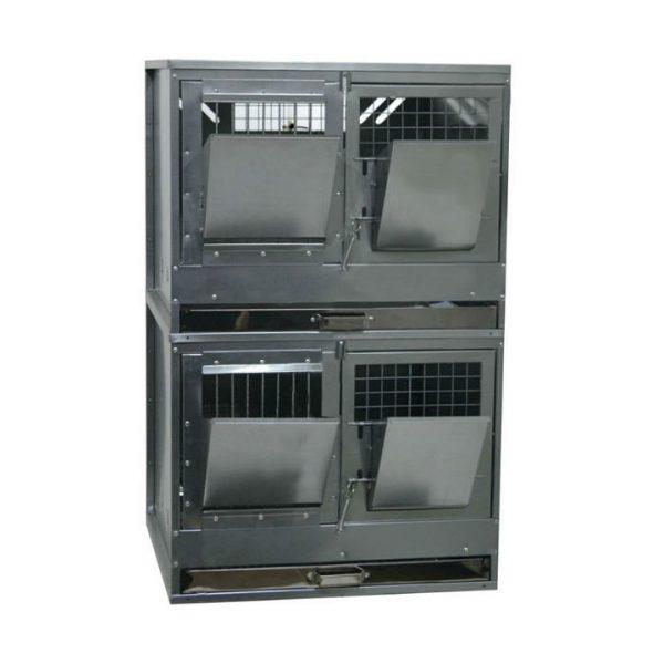 Клетка для откорма кроликов Профессионал 55-КО-2