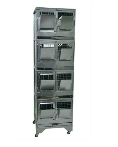 Клетка для откорма кроликов Профессионал 55-КO-4