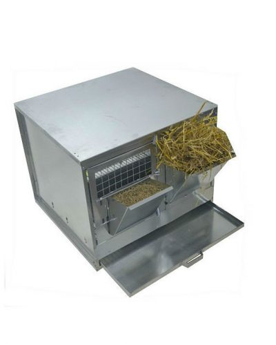 Фото 12 - Клетка для откорма кроликов Профессионал 55-КО-1 Стандарт.