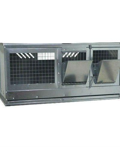 Клетка для откорма кроликов Профессионал 95-КО-1