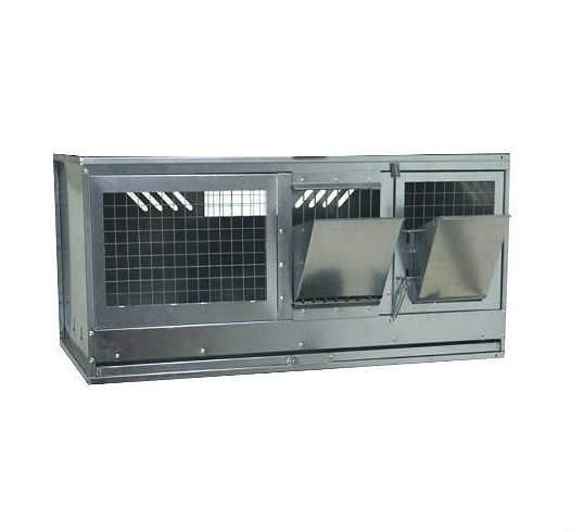 Фото 1 - Клетка для откорма кроликов Профессионал 95-КО-1 Премиум.