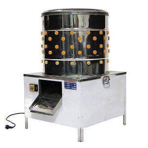 Фото 25 - Перосъемная машина NT-600 для бройлеров и уток.