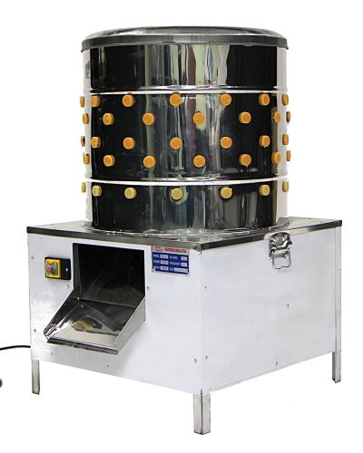 Фото 11 - Перосъемная машина NT-600 для бройлеров и уток.