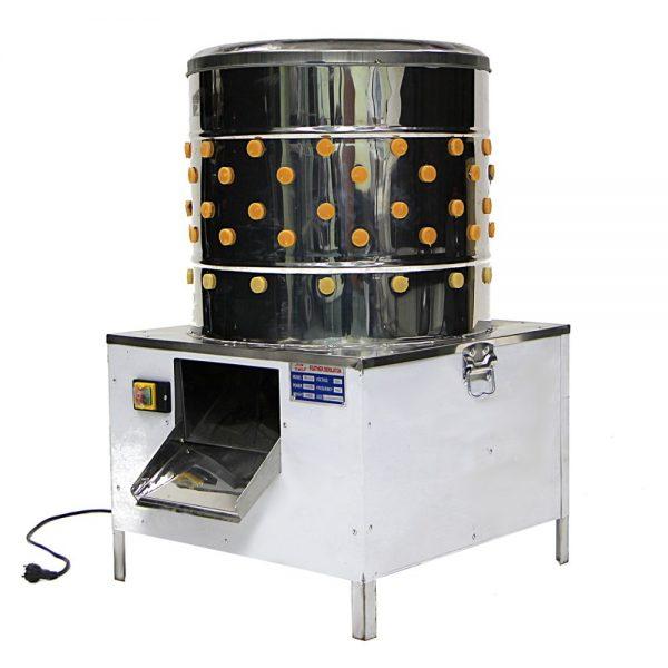 Фото 1 - Перосъёмная машина NT-600WF для бройлеров c подачей воды.