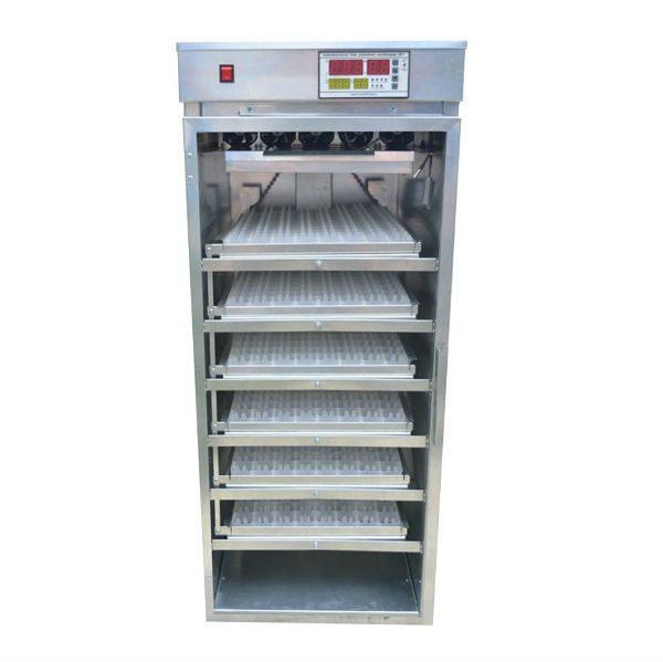 Инкубатор АИ-528 для утиных яиц автоматический
