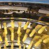Фото 2 - Перосъёмная машина NT-600WF для бройлеров c подачей воды.