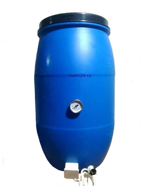 Фото 1 - Шпарчан - ёмкость пластиковая 127 л для ошпаривания птицы.